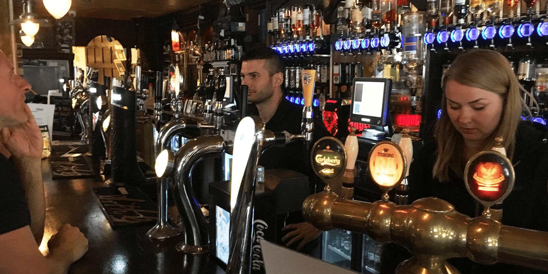 The Dubliner (København, Danmark)